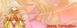 Mavis Vermillion Timeline Cover by evitacarla
