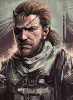 Venom Snake by nEt4ward