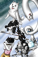 Royal Dogs Entry - BlizzardBrick by CrystalKittyK