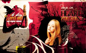 amanda seyfried wallpaper 1 by mia47