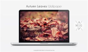 Autumn Leaves Wallpaper by MrFolder by MrFolder