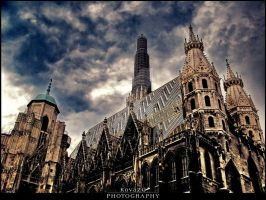 St. Stephen cathedral by kovazg