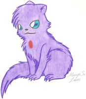 Sableye Mongoose by Nukeleer
