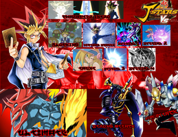 J-Stars Victory VS: Yugi Moveset Ideas by LeeHatake93
