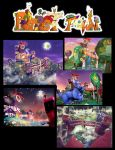 Puppet Town by iktis