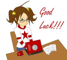 Hoshi: Finals Luck by featherfire520