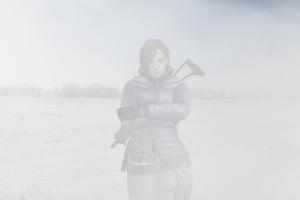 Out in The Cold by JillValentine36C