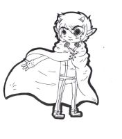 Signless PaperChild WIP by Late-Night-Cannibals
