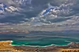 The Dead Sea by LironSamuels