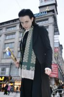 LOKI Cosplay in the REAL Stuttgart 21 by Mon-Kishu