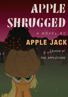 Apple Shrugged by Skeptic-Mousey