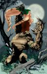 Chos Posion Ivy and Clayface by azoulin