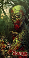 Zombie by Tortuegfx