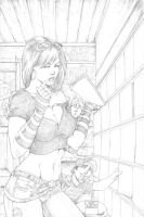 Cover Gallery - Pencils by SquirrelShaver