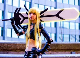 Magik - Marvel Now by Paper-Cube
