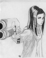 Ergo Proxy by Becky0109