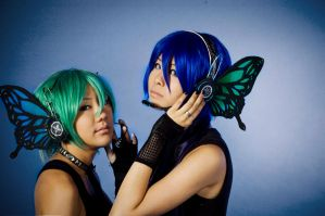 .Magnet. Kaito X Mikuo by Itchy-Hands