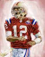 Tom Brady Fanart II by streetz86