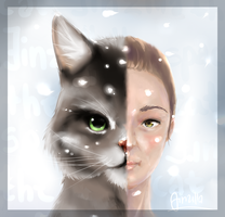 Winter ID Picture by jinzillaspacecat