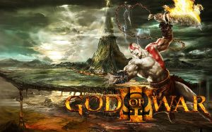god of war wallpaper by ilikepie-123