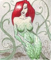 Poison Ivy by Faroli