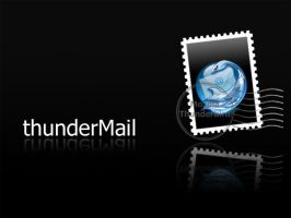 thunderMail by larzon83