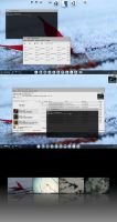 cold winter xfce by narf41