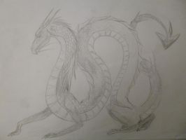 Dragon Serpent by Rainsworld47