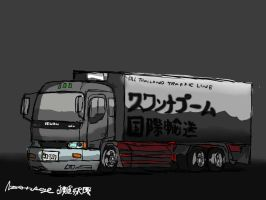 Isuzu Deca by ngarage