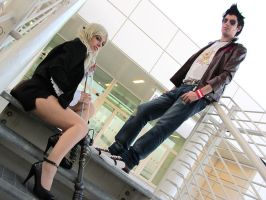 No more heroes by VampireIonFortuna