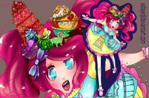 Pinkie Pie Lolita by xxfaye