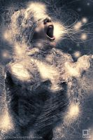 Depersonalized Voice by lowtekphoto