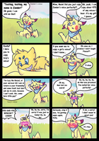 Hope In Friends Chapter 2 Page 14 by Zander-The-Artist