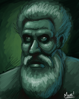 HU 90 -  Green Old Man by SeanRM
