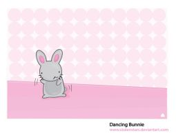 Dancing Bunnie by StolenStars