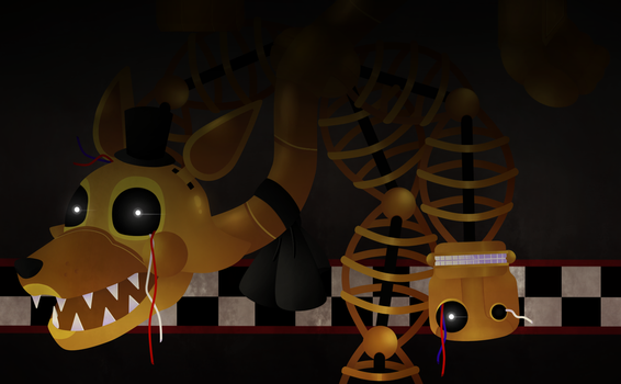 Golden Mangle by Noah15th