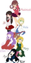 Rpg Girls by silver-dragon-melove