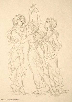The Mortal Instruments: The Three Graces