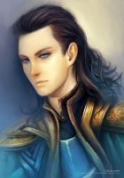 Loki Portrait by Landylachs