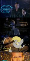 Dr Who Are You My Mummy by Simon-Conduit