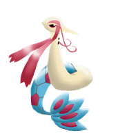 Milotic by MagicBirdie