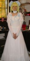 Usagi's Wedding Dress by SinnocentCosplay