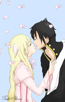 Until this one day (Mavis x Zeref) by Tsuki-Shirou
