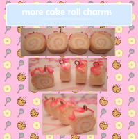 More cake rolls :D by MiniatureTemptations