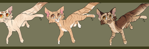 OPEN 4/5 | Tabby Adopts by Kimchiitazztic