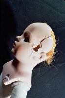 Doll Head Stock by Lucy-Eth-Stock