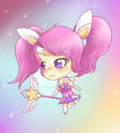 Star Guardian Lux by HontoniHentaii