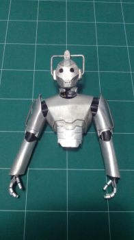 Cyberman in process 2 by SOCRAM13
