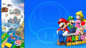 Super Mario 3D World Wallpaper by mentalmars