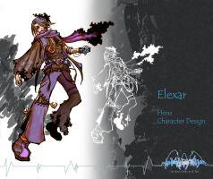 Hero:Elexar by Athena-Erocith